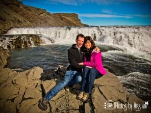 Gullfoss Iceland Wedding Photographer
