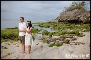 Destination Honeymoon Photos Bali Wedding Photos Padang Padang Beach Eat Love Pray Bali Beach Photos by Miss Ann