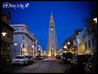 Hallgrímskirkja Iceland Wedding Photographer