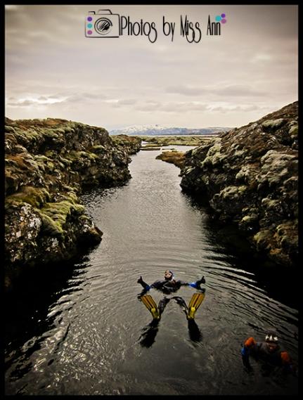 Honwymoon Snorkeling in Iceland
