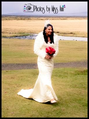 Iceland Seljalandsfoss Waterfall Wedding Ceremony Photographs