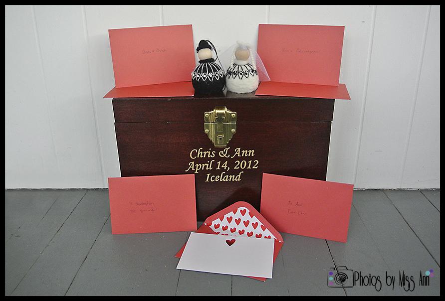Alternative unity ceremony idea love letter ceremony for Love letter wedding ceremony