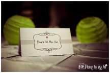 Iceland Wedding Seating Cards