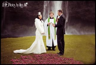 Seljalandsfoss Iceland Wedding Ceremony Location Photographers
