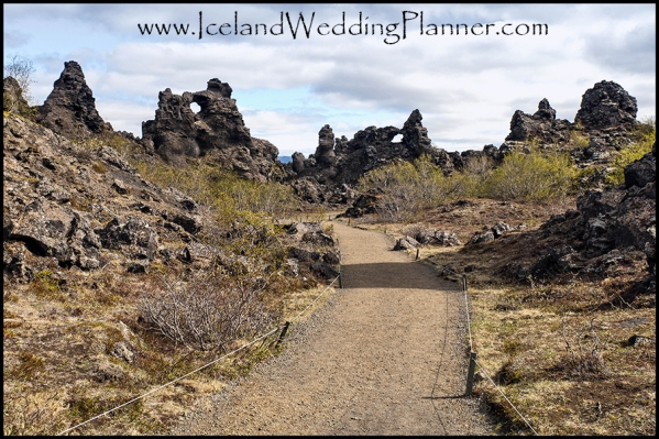 Dimmuborgir Iceland Iceland Wedding Ceremony Locations