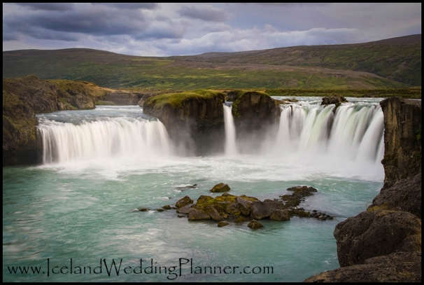 Godafoss Wedding Photography Iceland