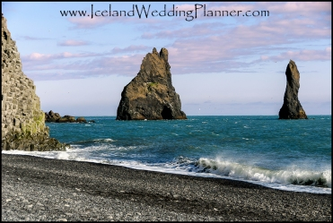 Vik Beach Wedding Photography Iceland Wedding Locations