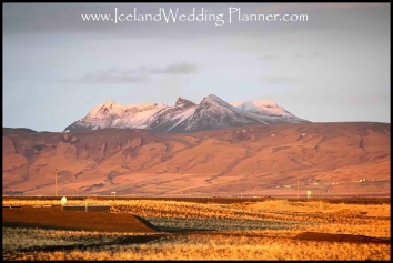Wedding in Iceland Hotel Ranga