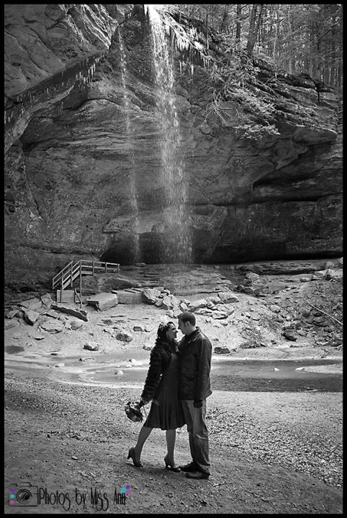 Seljalandsfoss Wedding Photos Iceland Inspired by Iceland Portraits