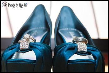 Blue Wedding in Iceland Blue Wedding Shoes
