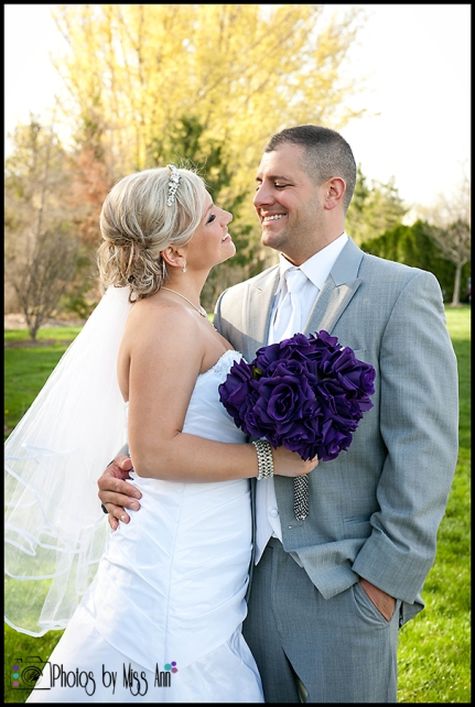 George George Park Clinton Township Michigan Wedding Photos