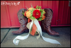 Iceland Country Wedding Bridal Cowboy Boots Iceland Wedding Planner