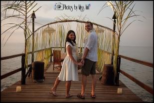 Ayana Resort Wedding Romantic Honeymoon Portraits Bali Photos by Miss Ann