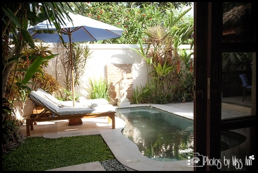 Bali Honeymoon Private Villa Photos by Miss Ann