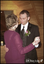 Iceland Wedding Reception Mother Son Dance
