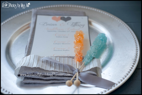 Iceland Wedding Rock Candy Wedding Favors Destination Wedding Planner Ann Peters