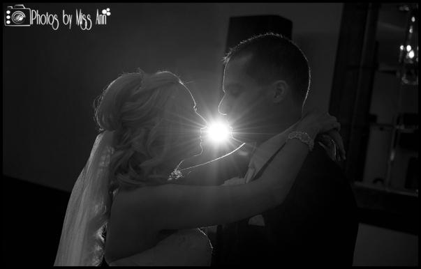 Saint Marys Cultural Center Wedding Photos by Miss Ann First Dance Photos