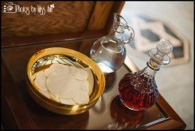 St. Pius X Catholic Church Wedding Southgate Mi Wedding Photographer Photos by Miss Ann-2