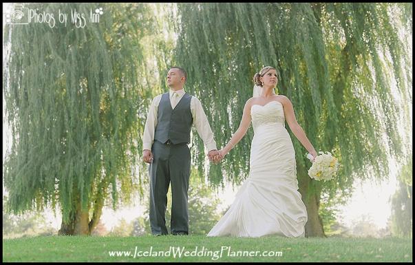 Dream Wedding Iceland Wedding Photographer Photos by Miss Ann