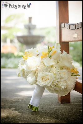 Gorgeous Wedding Bouquet by Iceland Wedding Photographer Photos by Miss Ann