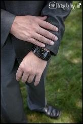 Groom Watch Destination Wedding Details Photos by Miss Ann Iceland Wedding Photographer and Planner