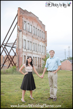 Daisy Air Rifle Factory Plymouth MI Engagement Session