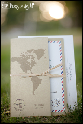 Map Destination Wedding Invitation by Precious Invitations Iceland Wedding