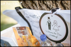 Out of Town Wedding Welcome Bags for Iceland Destination Wedding