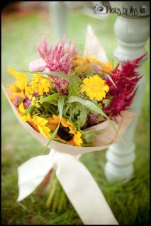 Stunning Summer Woodsy Bouquet Iceland Wedding Planner