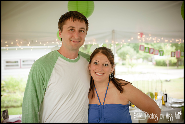 Super cute engaged couple portrat Photos by Miss Ann