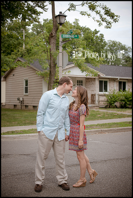 E Session Michigan State Wedding Photographer Photos by Miss Ann