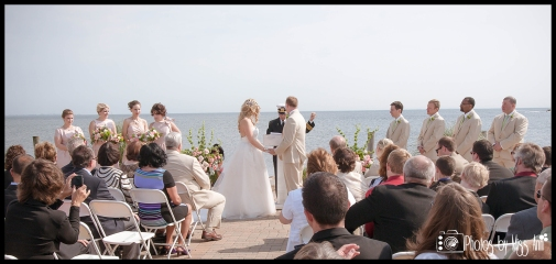 Infinity Boat Wedding Saint Clair Shores Wedding Photographer Photos by Miss Ann