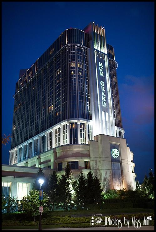 MGM Grand Detroit Wedding Photos