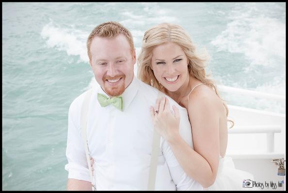 Wedding Photos on a Boat Infinity Yacht Wedding Iceland Wedding Photographer Photos by Miss Ann
