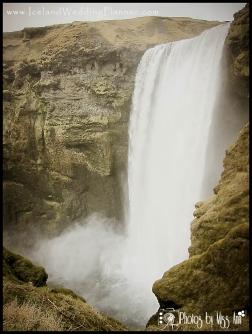 Iceland Waterfall Weddings Skogafoss Waterfall