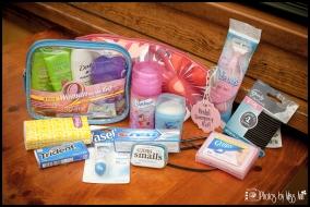 Bridal Emergency Kit for Iceland Destination Wedding
