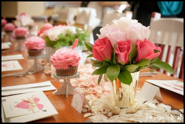 Gold Mint Julep Wedding Centerpiece Iceland Wedding Flower Ideas by Iceland Wedding Photographer Photos by Miss Ann