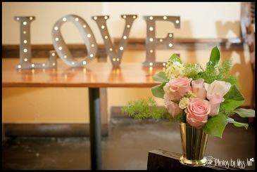 Love Marquis Sign Bridal Shower Destination Wedding Details Photos by Miss Ann