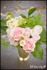 Mint Julep Wedding Centerpiece Iceland Wedding Planner
