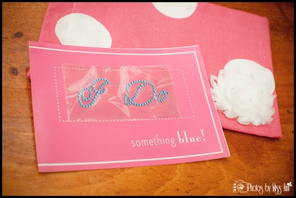 Unique Idea for Something Blue on Wedding Day I Do Shoe Stickers Iceland Wedding Planner