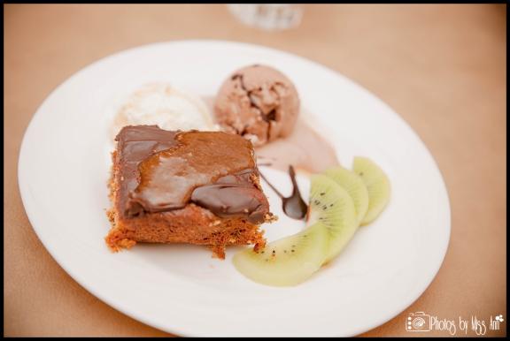 Iceland Wedding Reception Dessert at Hotel Laekur Hella Iceland Wedding Host Hotel