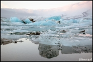 Jokulsarlon Glacier Lagoon Iceland Wedding Locations Photos by Miss Ann