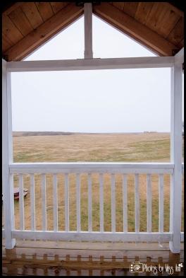 View from Hotel Laekur Balcony Mount Hekla Hotel Iceland Wedding Planner