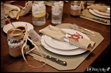 Wedding Reception in Iceland Table Setup Iceland Winter Wedding
