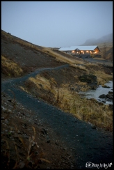 Guesthouse Frost and Fire Iceland Wedding Varma River Photos by Miss Ann