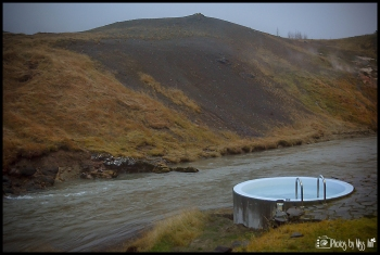 Hot Tub at Frost and Fire Iceland Wedding Planner Review