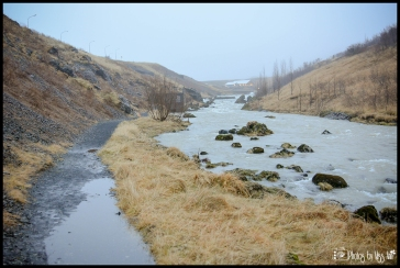 Iceland Wedding Venue Frost and Fire Path to the waterfall onsite