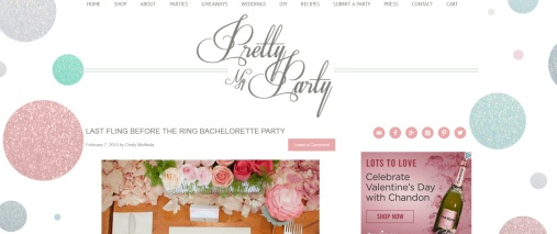 Iceland Wedding Planner Feature on Pretty my Party