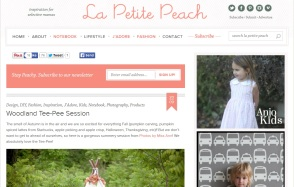 LaPetitePeach Feature for Photos by Miss Ann