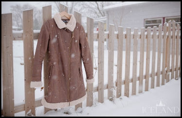 Norwear Icelandic Coat Iceland Wedding Planner
